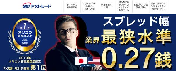 SBIFXトレード 評判